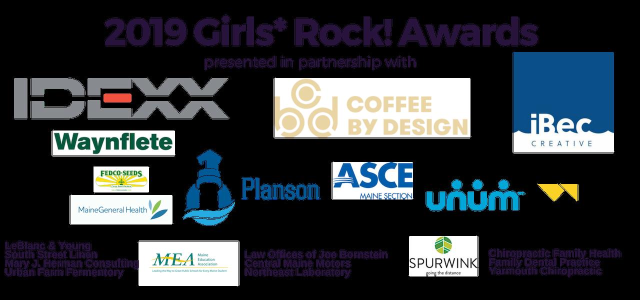 2019 GR!A sponsors