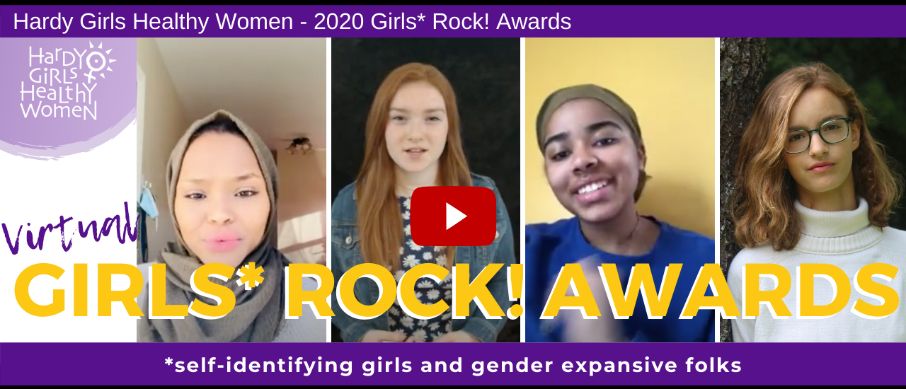 Girls* Rock! Awards 2020