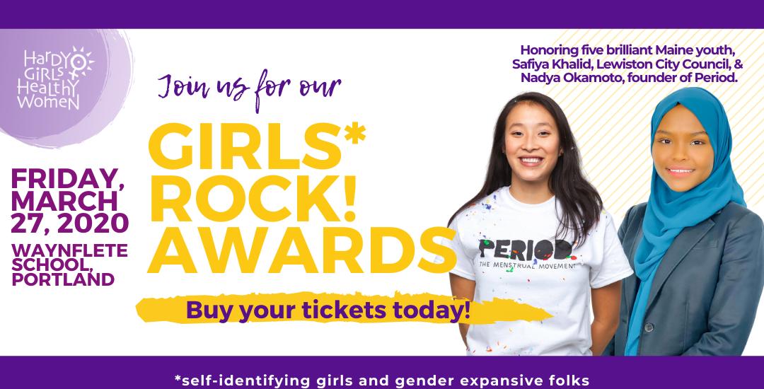 Girls Rock! Awards 2020