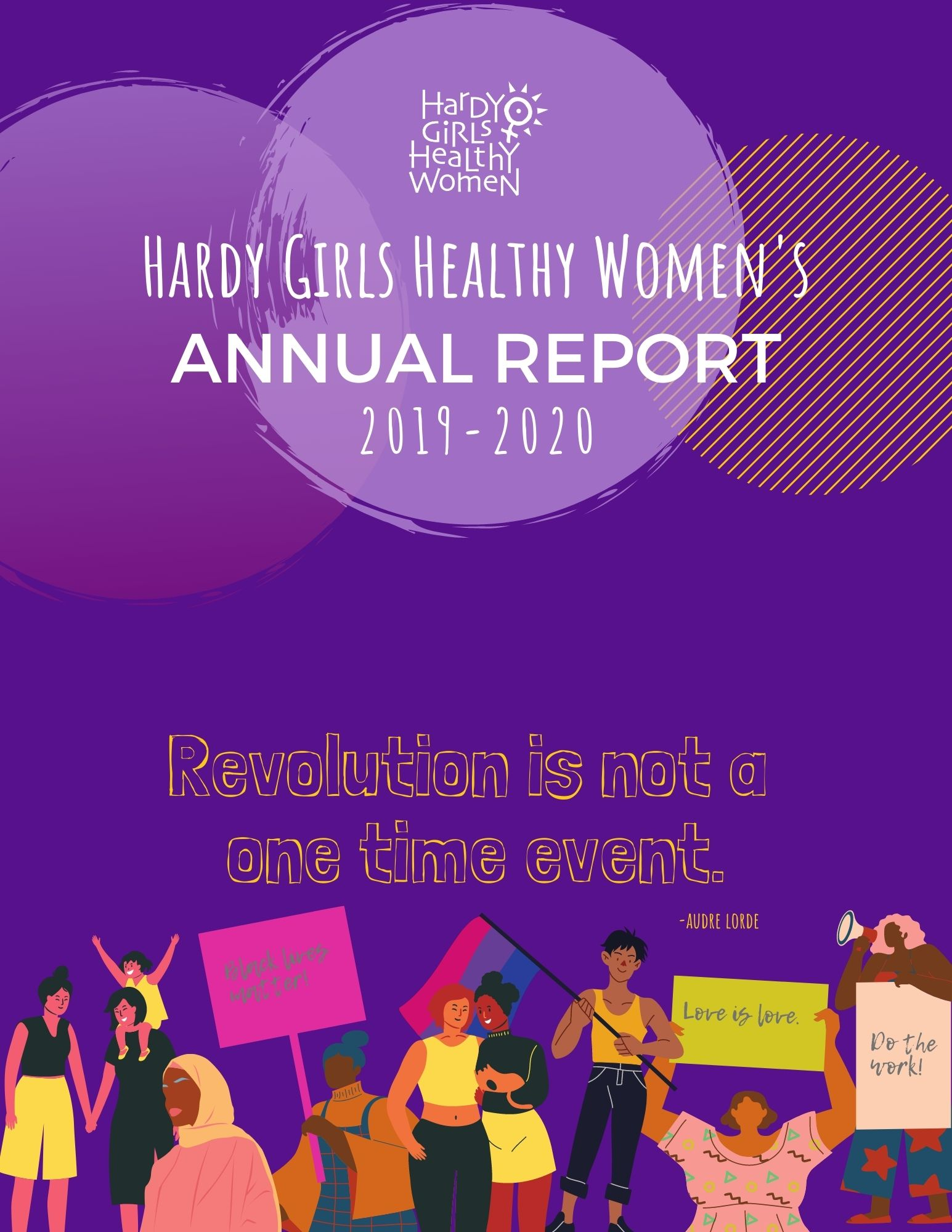 HGHW 2019-2020 Annual Report